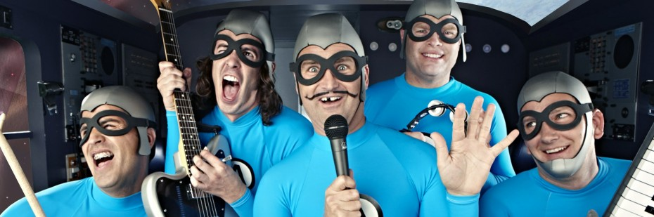 The Aquabats! Super Show! plays on The Hub — Photo courtesy of The Hub