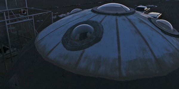 A UFO outpost in Trinidad, Colo. — Photo courtesy of National Geographic Channels / Snake Oil Productions