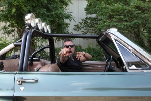 exclusive clip a few words with richard rawlings star of fast n loud hollywood soapbox. Black Bedroom Furniture Sets. Home Design Ideas