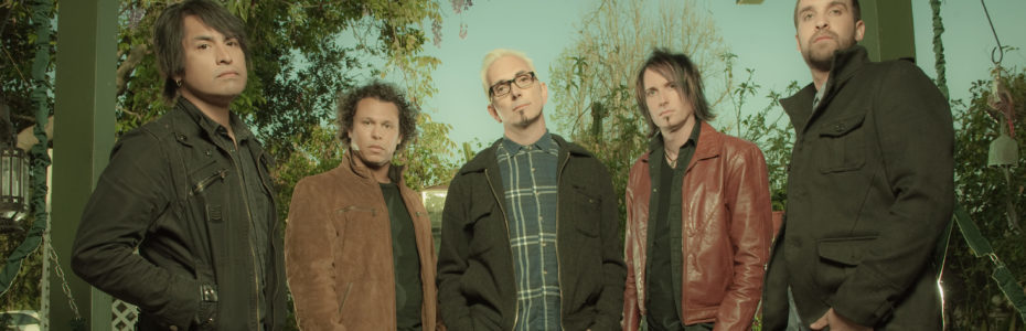 Everclear, featuring Art Alexakis (center) — Photo courtesy of band