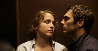 Adèle Haenel and Pio Marmaï in 'Aliyah' — Photo courtesy of Film Movement