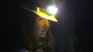 Kristen Luman of 'Ghost Mine'  Photo courtesy of Syfy