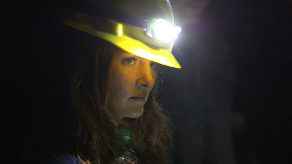 Kristen Luman of 'Ghost Mine' — Photo courtesy of Syfy
