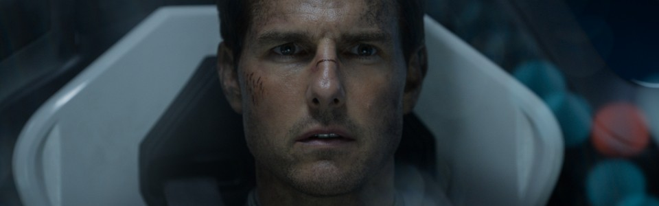 Tom Cruise in &#039;Oblivion&#039;  Photo courtesy of Universal Pictures