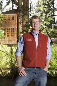 Pete Nelson of 'Treehouse Masters' — Photo courtesy fo Animal Planet