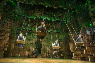 'Matilda the Musical' is currently playing at the Shubert Theatre on Broadway — Photo courtesy of Joan Marcus