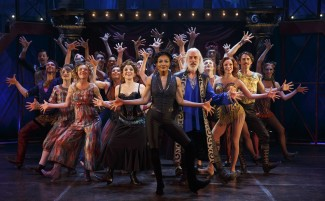 The cast of 'Pippin' includes Andrea Martin, Patina Miller and Terrence Mann — Photo courtesy of Joan Marcus