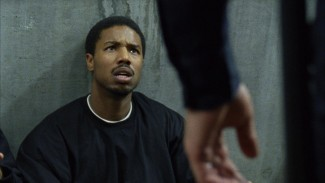 Michael B. Jordan in 'Fruitvale Station,' an Oscar contender — Photo courtesy of The Weinstein Company
