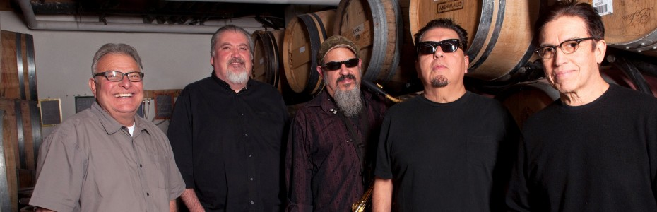 Los Lobos — Photo courtesy of 429 Records