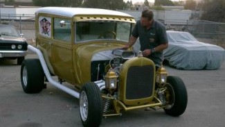 Billy Derian Sr. from Discovery Channel's 'Rods N Wheels' — Photo courtesy of Discovery Channel
