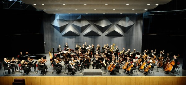 Haifa Symphony Orchestra — Photo courtesy of Evan Lavi