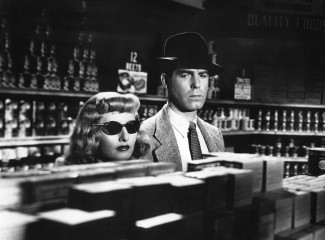 Barbara Stanwyck and Fred MacMurray in Billy Wilder's 'Double Indemnity' — Photo courtesy Photofest via Film Forum