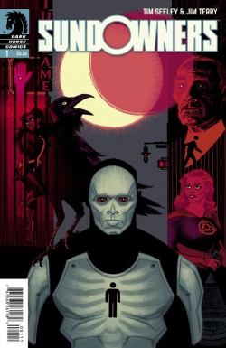 'Sundowners' — Courtesy of Dark Horse