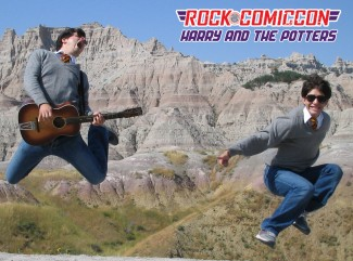 Harry and the Potters will play Rock Comic Con — Photo, Rock Comic Con