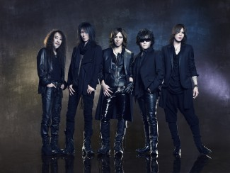 X Japan — Photo courtesy of Big Hassle Media