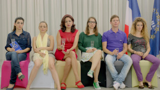 The cast of Cupcakes ready for their big performance — Photo courtesy of Strand Releasing