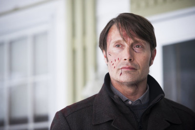 Mads Mikkelsen stars as Hannibal Lecter in Hannibal. Photo courtesy of Brooke Palmer/NBC.