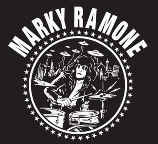 Logo courtesy of Marky Ramone.