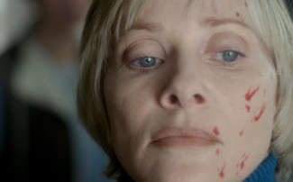 Barbara Crampton, a horror icon, saw her career resurgence after the release of You're Next. Now she's starring in We Are Still Here. Photo courtesy of film.