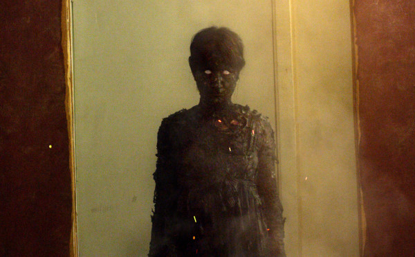 There are several ghostly spirits in We Are Still Here. Photo courtesy of film.
