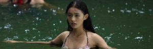 Jelly Lin stars as Shanshan in Stephen Chow's The Mermaid. Photo courtesy of MEI REN YU (MERMAID) © 2016 Richname Limited (BVI). All Rights Reserved.