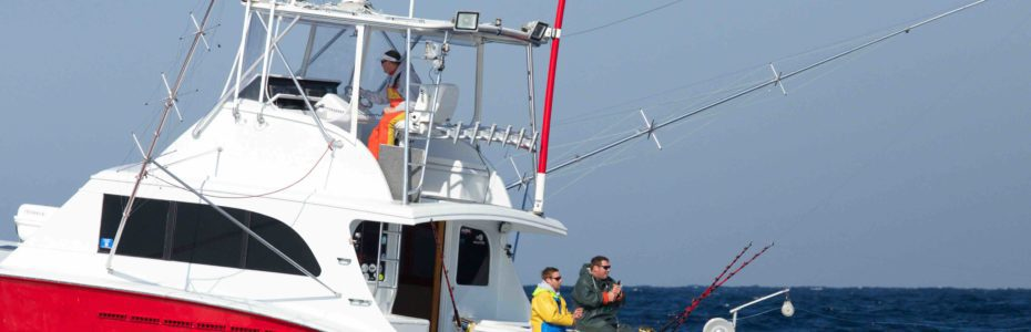 INTERVIEW: Capt. Greg Mayer hooks into some bluefin on 'Wicked Tuna: Outer Banks'