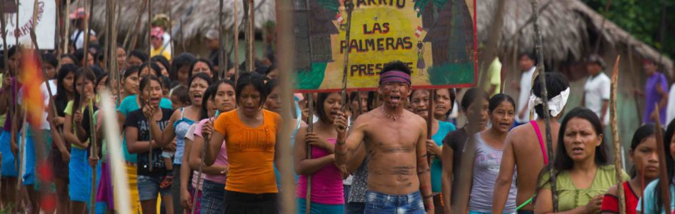 INTERVIEW: New documentary explores Amazonian conflict in Peru