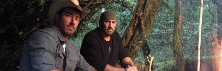INTERVIEW: 'Naked and Afraid' alumni test their skills on 'Dual Survival'