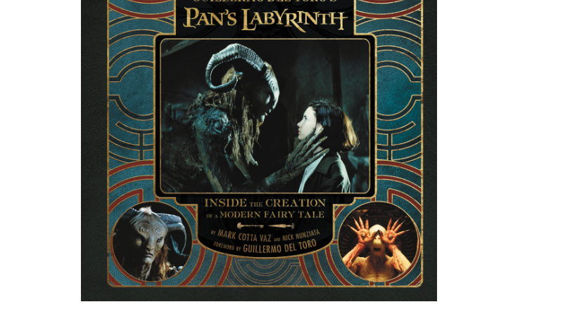 INTERVIEW: Mark Cotta Vaz dives into Guillermo del Toro's 'Pan's Labyrinth' with new book