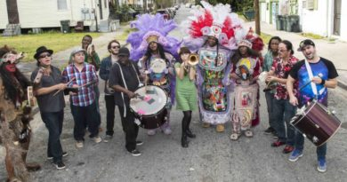 INTERVIEW: Joe Gelini brings Mardi Gras Indian music to the forefront with Cha Wa