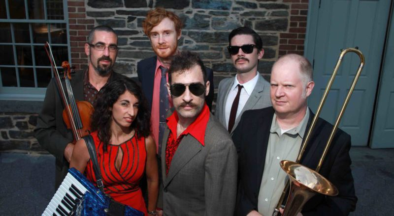 INTERVIEW: Klezmer-rock band Golem are ready to get married