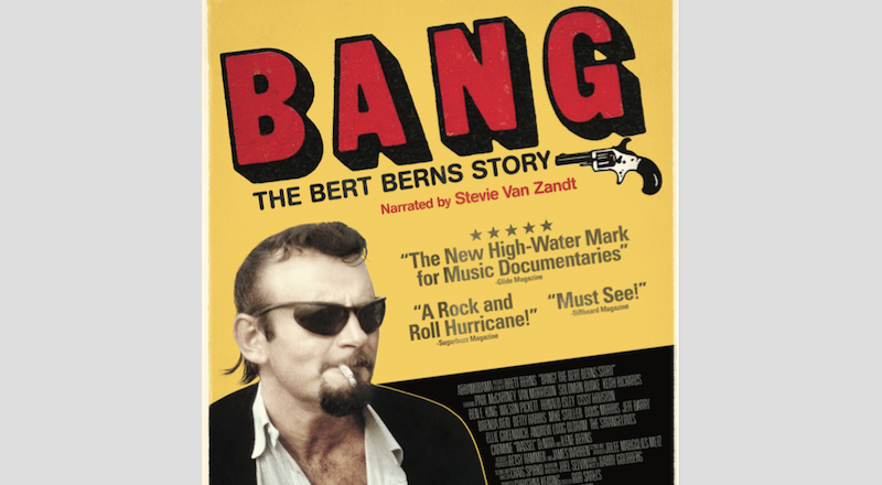 INTERVIEW: With new documentary, songwriter Bert Berns is not forgotten anymore