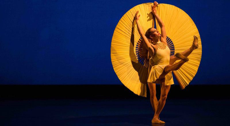 INTERVIEW: MOMIX heads to the desert for Joyce revival