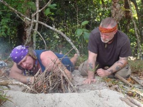 Dual Survival' shows the value of forethought - Hollywood