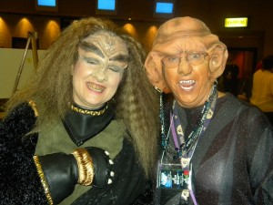 Las Vegas 'Star Trek' convention — Photo by John Soltes