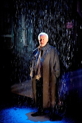 Simon Callow in 'A Christmas Carol,' a one-man interpretation of Charles Dickens's classic — Photo courtesy of Arthur Leone PR