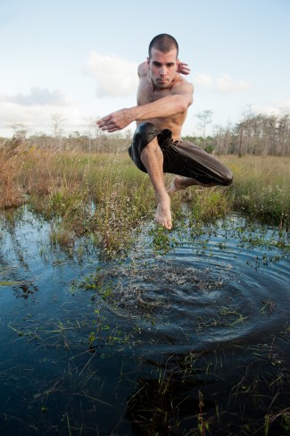 'Dusk to Dawn' features dancer Steven Vaughn — Photo courtesy of Andrew Propp