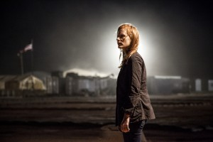 Jessica Chastain in 'Zero Dark Thirty' — Photo courtesy of Jonathan Olley