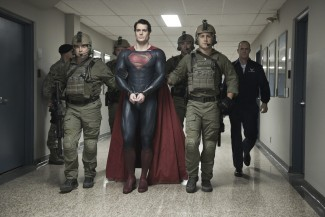 Henry Cavill plays Superman in 'Man of Steel,' a Warner Bros. Pictures release — Photo courtesy of Clay Enos