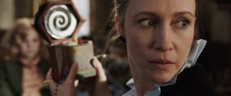 Vera Farmiga stars in 'The Conjuring' — Photo courtesy of Warner Bros. Pictures