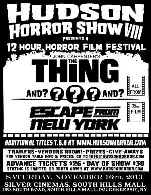 Courtesy of Hudson Horror Show