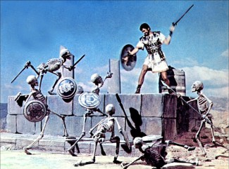 A scene from Don Chaffey's 'Jason and the Argonauts' — Photo courtesy of Film Forum
