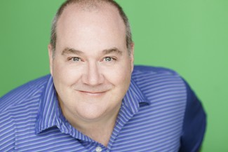 Blake Hammond stars in 'First Date' on Broadway — Photo courtesy of The Hartman Group
