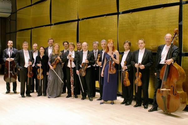 Vienna Concert-Verein Orchestra —Photo courtesy of CAMI