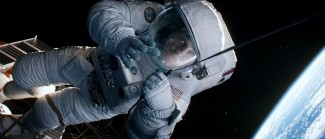 'Gravity,' directed by Alfonso Cuarón, stars Sandra Bullock — Photo courtesy of Warner Bros. Pictures