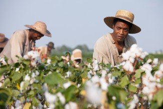 Chiwetel Ejiofor stars in '12 Years a Slave' from director Steve McQueen — Photo courtesy of Fox Searchlight