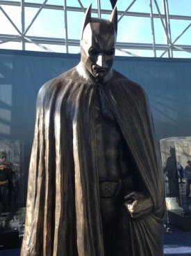 Batman celebrates 75 years at New York Comic Con, 2014 — Photo by John Soltes