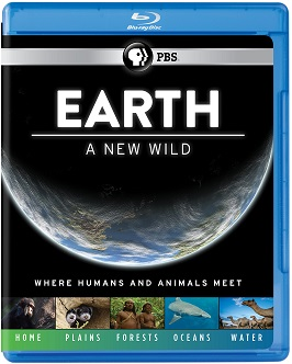 Earth: A New Wild is now available on DVD and Blu-ray — Cover art courtesy of PBS