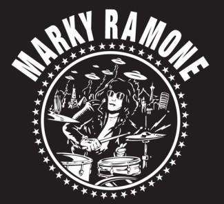 Logo courtesy of Marky Ramone.