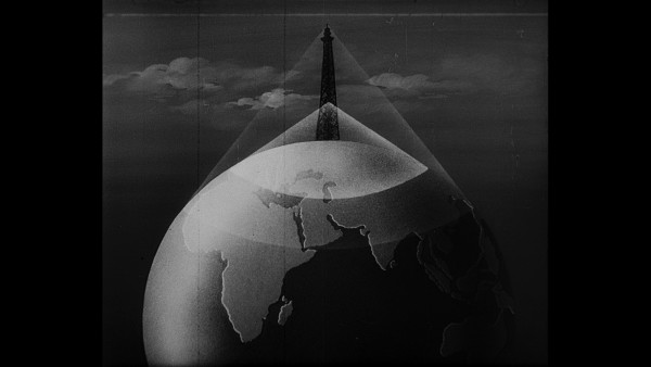 Das Auge Der Welt — directed by C. Hartmann, 1935, Germany — is one of more than 200 films used in Manu Luksch, Martin Reinhart and Thomas Tode's documentary Dreams Rewired. Photo courtesy of Icarus Films.